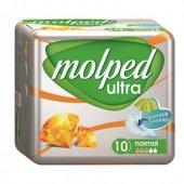 Molped Ultra Kanatlı Normal 10lu Paket 24lü