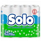 Solo Tuvalet Kağıdı 24lü 3lü