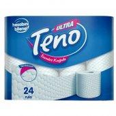 Teno 24lü Çift Katlı Tuvalet Kağıdı 3lü