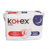 Kotex Ultra Tekli Paket Gece 6lı Paket 24lü