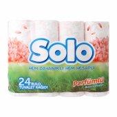 Solo (Parfümlü) Tuvalet Kağıdı 24lü 3lü