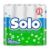 Solo Tuvalet Kağıdı 32li 3lü