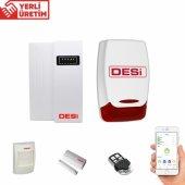 Desi Alarm Smartline IOT Akıllı Hırsız Alarm Sistemi