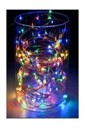 Peri Led Işık 3 Metre (Rgb) Pilli
