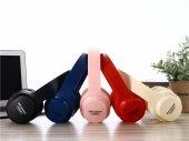 Polham Samsung Galaxy A3, A5, A7 Uym Kafa Üstü Mikrofonlu Bluetooth Kulaklık, Yüksek Ses Kaliteli