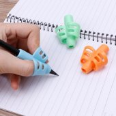 Pencil Grip Parmak Kelepçeli Kolay Kalem Tutamağı