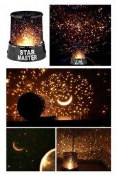 Star Master Yıldız Yansıtmalı Gece Lambası...