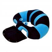 Bebek Destek Oturma Minderi Lacivert Mavi