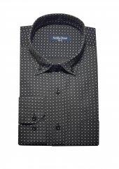 Atilla Özer Uzun Kol Klasik Erkek Gömlek 3616