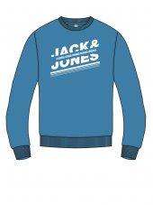 Jack Jones Chıllox Erkek Sweat