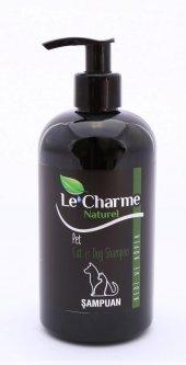 Le Charme Pet Şampuan Nem Yağlı 400 ML