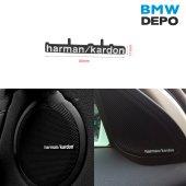 Bmw Harman Kardon Logo Amblem Metal