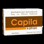 Capila Katranlı Sabun 90 G