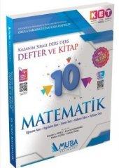 Muba 10. Sınıf Matematik KET Serisi Defter ve Kitap