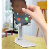 Polham Masaüstü Telefon Tutucu Masaüstü Tablet...
