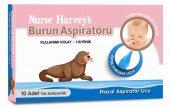 Nurse Harveys Burun Aspiratörü Yedek Ucu 10 Adet