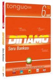 Tonguç Yayınları 6. Sınıf Dinamo Türkçe Soru Bankası