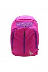 Dönmezler U.s. Polo Assn. Pembe Okul Çantası Lisanslı No.20050