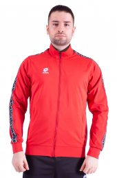 Lotto R8948 Athletica Sweat Fz Camp Pl Erkek Track Top