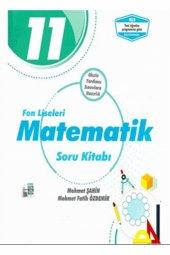Palme 11.Sınıf Fen Liseleri Matematik Soru Kitabı