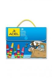 Adel 18 Renk Çantalı Pastel Boya 4281818001