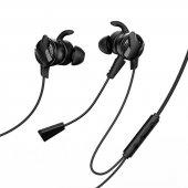 Oppo Ax7 3.5mm Pupg Oyuncu Kulaklığı Mikrofonlu Hd 3d Gamo H15