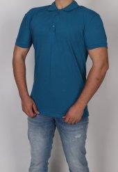 Toptan Polo Yaka Erkek T Shirt 4 Lü Asorti Ews20906