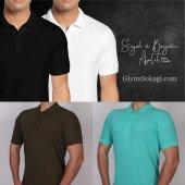 4 Adet Polo Yaka Erkek T Shirt Ews20900