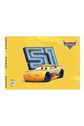 K.Color Cars 25*35 15 Yp.Resim Defteri