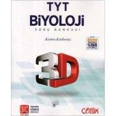 Çözüm TYT 3D Biyoloji Video Çözümlü Soru Bankası