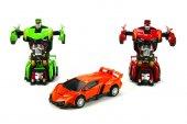 Metal Çekbırak 1 32 Transformers Robota Dönüşen Oyuncak Araba