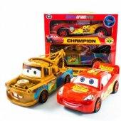 şimşek Mcqueen Oyuncak Arabaları Tow Mater Ve Cars Şimşek Araba