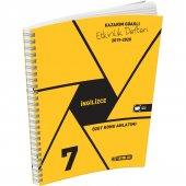 Hız Yayınları 7. Sınıf İngilizce Özet Konu Anlatımlı Etkinlik Kitabı