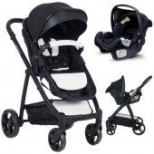 Baby Home Bh 970 Exclusive Travel Sistem Bebek...