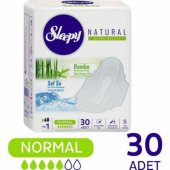Sleepy Natural Ultra Hassas 4lü Normal 30lu Paket 24lü
