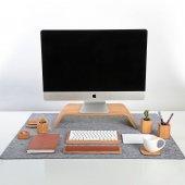 ımac Masa Düzenleyici Set (Kayın)
