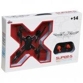 Vardem Kutulu 4 Chanal 2.4 Ghz Işıklı Drone...