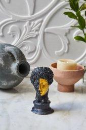 Dekoratif Yunan Hermes Büst (1)