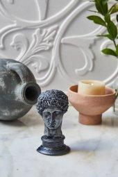 Dekoratif Yunan Hermes Büst (7)