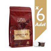 Coffe La Viva Chocolate Çikolata Aromalı Kapsül Kahve 180*5,3 Gr
