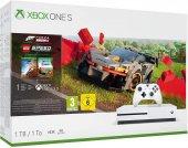 Microsoft Xbox One S 1 Tb Forza Horizon 4 + Lego Oyun Konsolu