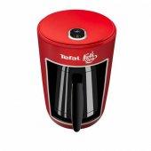 Tefal Köpüklüm Kırmızı Türk Kahve Makinesi ...