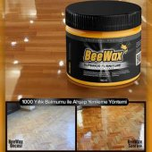 Beewax Ahşap Onarıcı Parlatıcı Koruyucu Tekli...