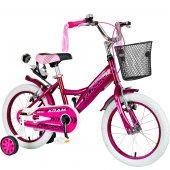 Kldoro Kd 015 Beyaz Lastik 16 Jant Bisiklet Kız Çocuk Bisikleti