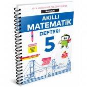 Arı 5.Sınıf Akıllı Matematik Defteri