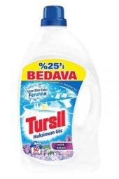 Tursil Jel Çamaşır Deterjanı Leylak Bahçesi 60 Yıkama
