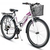 Kldoro Kd 124 Bagajlı 24 Jant Bisiklet 21 Vites Kız Bisikleti