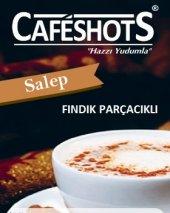 Cafeshots Premium Salep Fındık Parcalı 1000gr