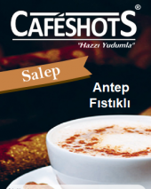 Cafeshots Premium Salep Antep Fıstık 1000gr