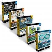 Arduino Eğitim Seti 3 5 Kitap